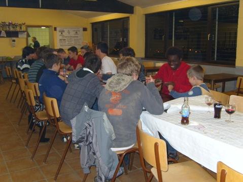 souper rencontre repentigny Besançon